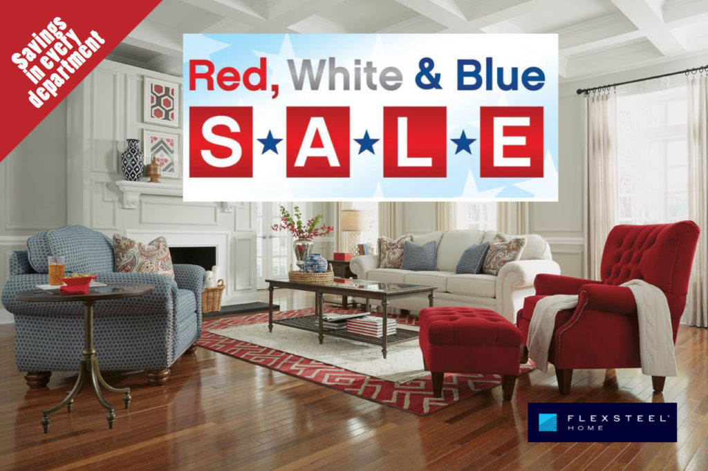 Red, White, & Blue Sale